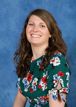 Miss Rainsbury - AEN Teacher