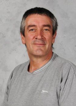 Mr Steventon - Site Manager