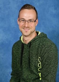 Mr O'Connor - PE