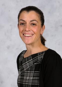 Mrs Poplett - Deputy Headteacher and Safeguarding Lead