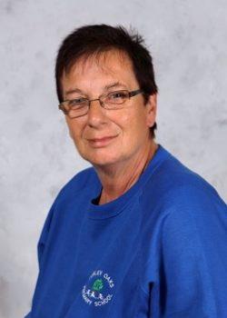 Mrs Wills - Assistant Caretaker