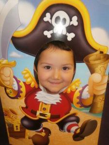 Nursery had fun on Pirate Day...