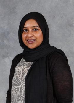 Mrs Hossain - Admin Assistant